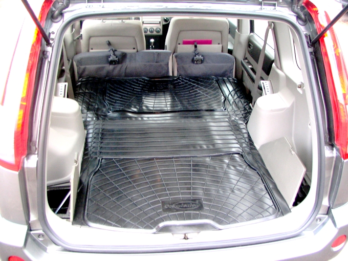 complexion automotive boot liner mat pair nissan x trail. Black Bedroom Furniture Sets. Home Design Ideas